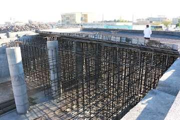 پیشرفت ۷۷درصدی در پروژه ساماندهی تقاطع زیرگذرخرمدره