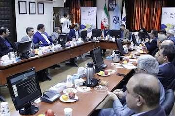ارایه قابلیتها و ظرفیتهای جمهوری اسلامی ایران در دومین همایش صنعت ساخت