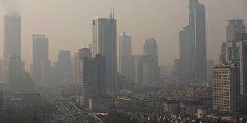 آلودگی هوا در شهرهای بزرگ تا جمعه/بارندگی شدید در هرمزگان