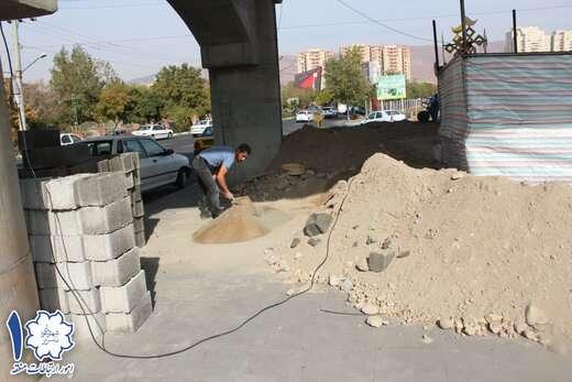 احداث کانال زیرزمینی نقبی برای انتقال آبهای سطحی به مهران رود