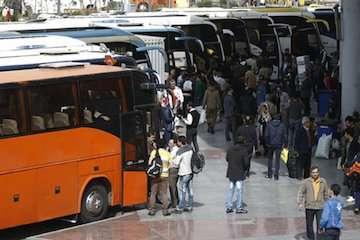 رشد ۳ درصدی مسافران جابهجا شده از مبدا استان مازندران به سایر نقاط کشور در هفت ماه اول امسال
