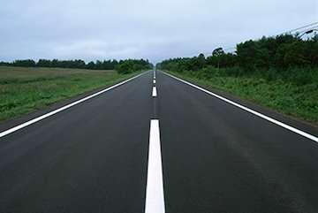 ۴۸۰ کیلومتر از جاده های مازندران از ابتدای امسال تاکنون خط کشی شد
