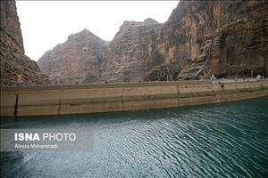 حجم خالی سدهای خوزستان بیش از ۹ میلیارد متر مکعب است