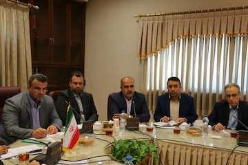 برگزاری هفتاد و پنجمین جلسه شورای مسکن مازندران