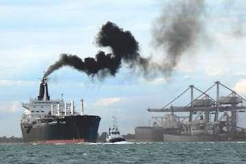 ردیابی کشتیهای آلاینده با کمک ابرها