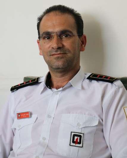 مسعود مومنی فرد رئیس سازمان آتش نشانی شهرداری زرند: رعایت چند نكته كوچك می تواند باعث بالارفتن ضریب ایمنی هر خانواده شود.