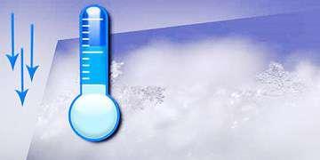 سرمای صفر و زیرصفر درجه در ۱۵ استان/ ادامه آلودگی هوا تا پنجشنبه