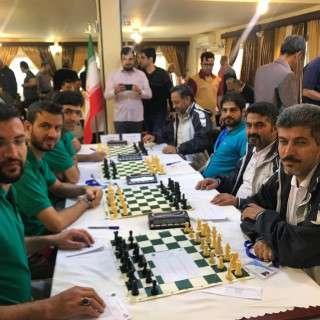 کسب موفقیت شرکت برق منطقه ای زنجان در نوزدهمین دوره مسابقات شطرنج برادران وزارت نیرو