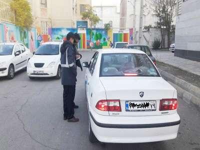 عملکرد خودروهای سرویس مدارس روزانه در سه نوبت مورد بازرسی و نظارت قرار می گیرد