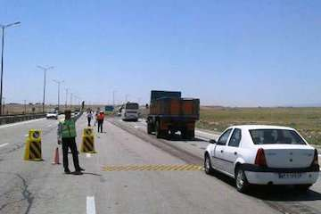 جادههای چالوس و فیروزکوه جایگزین محور هراز در زمان انسداد هستند