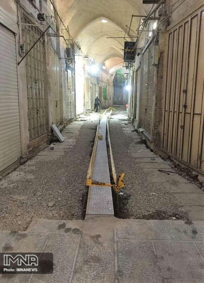 آغاز فاز نخست پروژه ميدان تا ميدان در اصفهان