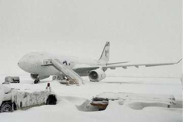 آمادگی کامل فرودگاه تبریز برای مواجهه با فصل سرما