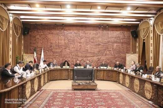عملکرد شهرداری تبریز با حضور استاندار آذربایجان شرقی بررسی شد