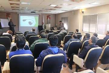 رانندگان ناوگان راهداری خراسان شمالی قوانین ترافیکی را باز آموختند