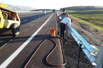 ۱۰۰ کیلومتر بزرگراه، راه اصلی و راه روستایی در سطح استان اردبیل آماده بهرهبرداری است