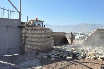 رفع تصرف ۱۰ هزار متر مربع  از اراضی دولتی شهرستان لنجان