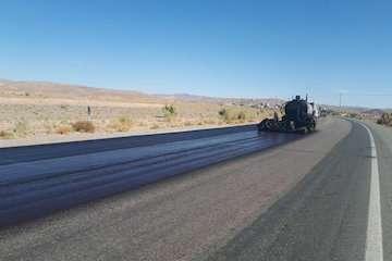 انجام عملیات فوگسیل در محور بیرجند - اسدیه استان خراسان جنوبی