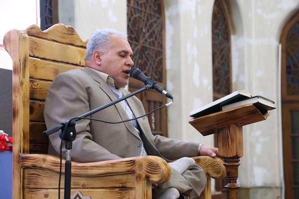 گزارش تصویری برگزاری محفل انس با قرآن و عترت به مناسبت ولادت حضرت رسول اکرم (ص) و امام جعفر صادق (ع)