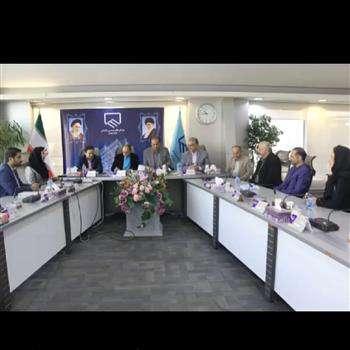 امضای تفاهم نامه همکاری سازمان نظام مهندسی ساختمان استان تهران و دانشگاه علم و صنعت