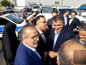 سفر وزیر راه و شهرسازی به شهرستانهای جنوب شرق تهران