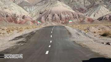 آغاز عملیات اجرایی ۳۵۰۰ کیلومتر راه روستایی/ روسازی ۲۵۰ کیلومتر انجام شده است