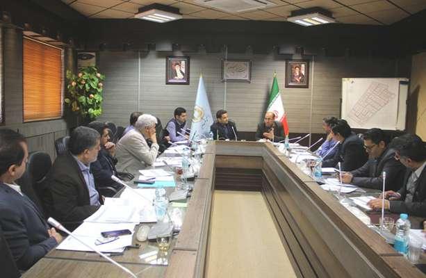 جلسه شورای هماهنگی بانک ها