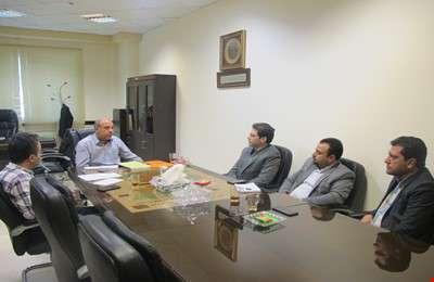 جلسه همفكري و ترويج فرهنگ بيمه اماكن مسكوني و تجاري