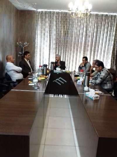 جلسه شورای رابط مهر98 ...