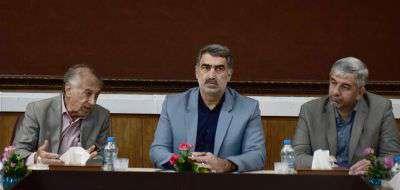 برگزاری جلسه هم اندیشی پروژه های مدیریتی و اجرایی شهرداری مراغه