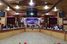 هفتاد و سومین جلسه کمیسیون حقوقی و املاک شورای شهر اهواز برگزار شد