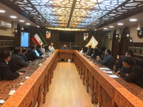کمبودهای ورزشی کوی قلعه حسن مورد بررسی قرار گرفت