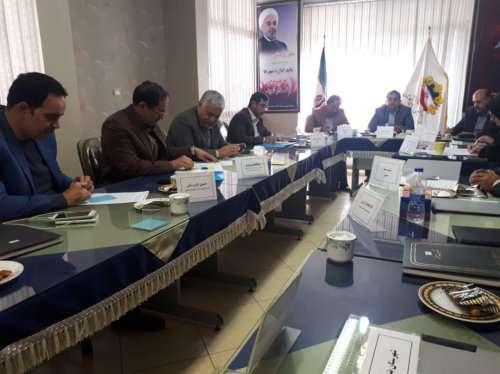 موضوعات شهرهای استان در شورای استان مطرح شد