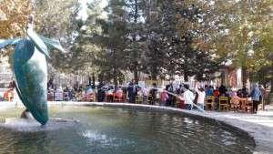 برگزاری نخستین جشنواره فرهنگی ورزشی با موضوع کتاب و کتاب خوانی به همت شهرداری و شورای اسلامی شهر تفرش