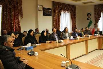 برگزاری دورههای آموزشی حفاظتی در راه و شهرسازی اردبیل