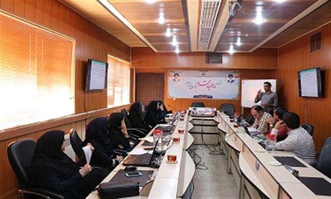 برگزاری دوره آموزشی پیاده سازی استاندارد ISO/iec 17025 در شركت آب و فاضلاب شهری استان سمنان