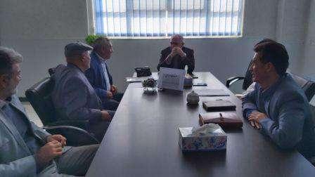 جلسه ملاقات عمومی  مهندس به نژاد سرپرست شركت آب و فاضلاب با مردم شهرستان پارس آباد برگزار شد