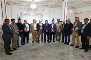مقام سوم شطرنج بازان برق منطقه ای خوزستان در مسابقات وزارت نیرو