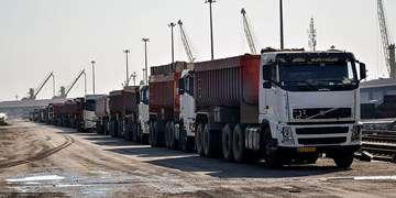 اعزام کامیون جایگزین به پایانههای بار در صورت قانونگریزی برخی کامیونداران/ افزایش کرایه نداریم