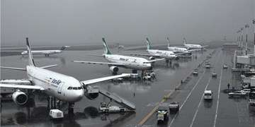 مسافران مهرآباد قبل از عزیمت به فرودگاه با اطلاعات پرواز تماس بگیرند