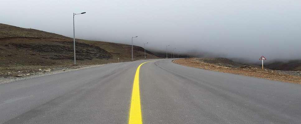 فقط ۳۸ قرارداد راه روستایی توسط راه و شهرسازی استان در دست اجرا است / مطالعه 337 کیلومتر بزرگراه در ...