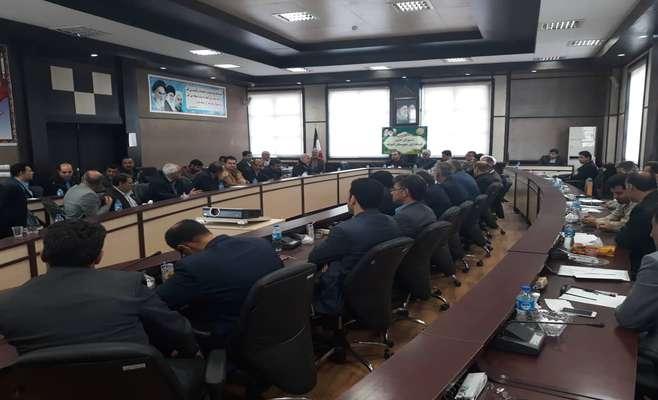شورای اداری شهرستان گلوگاه