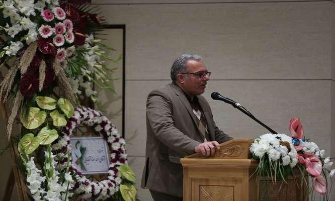 گزارش تصویری / آیین افتتاح سالن اجتماعات مهرتاش برگزار شد