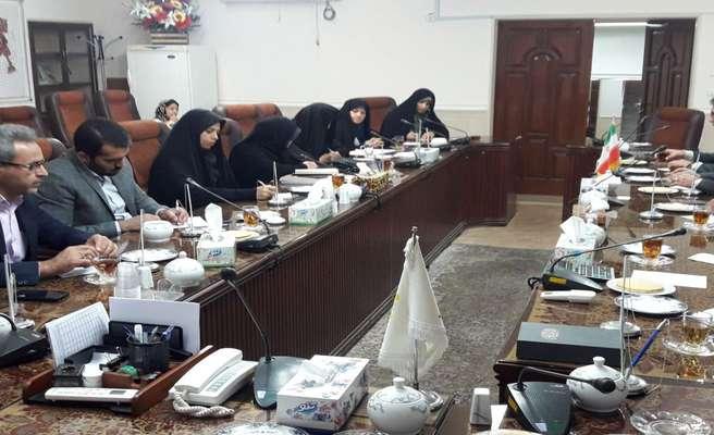جلسه کمیسیون فرهنگی اجتماعی آموزشی شورای اسلامی شهر با عنوان جشنواره قرآن در چهل سالگی تشکیل بسیج