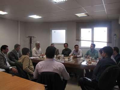 نرم افزار حفاری شهرداری قزوین در کمیته فنی هماهنگی مورد بررسی قرار گرفت