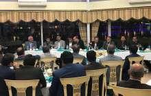 نشست مشترک مدیریت شهری لاهیجان با شهرداران استان یزد برگزار شد