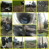 ۲۱ حلقه چاه آب غیرمجاز در کرمانشاه مسدود شد