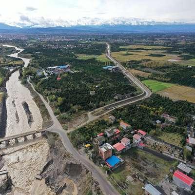 لایروبی های انجام شده در رودخانه های مازندران موجب جلوگیری...