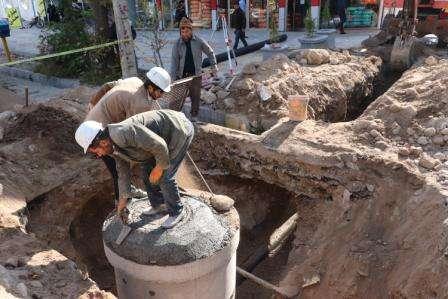 مدیر امور آب و فاضلاب مشكین شهر اقدامات انجام شده 8 ماهه سال 1398 این امور را تشریح كرد