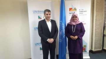 تجربه ایران در مقاوم سازی و ساخت مسکن ارزان در کنیا ارائه شد / معاون دبیرکل سازمان ملل از حمایتهای ایران قدردانی کرد