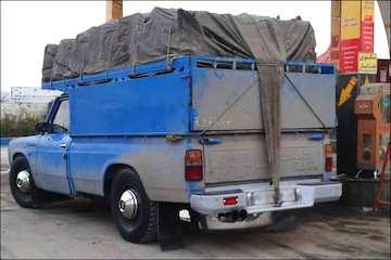 تردد وانت بارها درمسیرهای برون شهری آذربایجان شرقی ساماندهی میشود